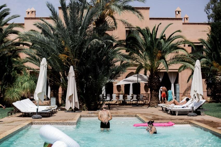 villa maroc marrakech