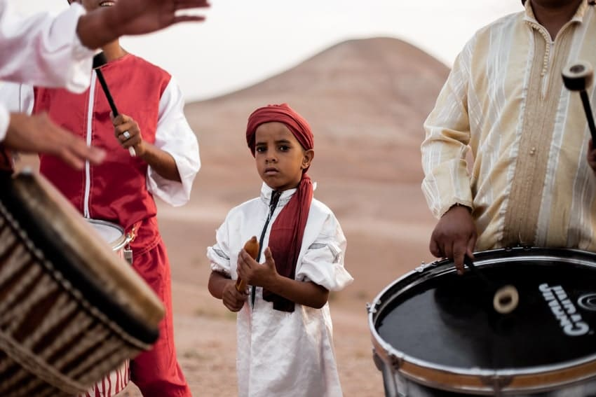 maroc désert wedding