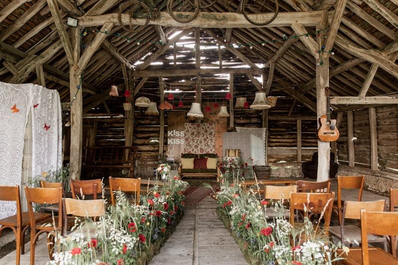 ceremonie laique grange